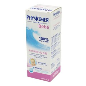 PHYSIOMER Solution nasale pour nourrisson Fl/115ml
