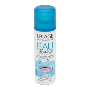 URIAGE Eau Thermale 150ml - 100% Naturelle - Visage et Corps - Hypoallergénique - Spray/100ml