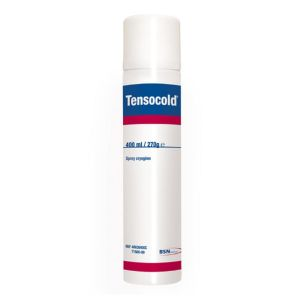 TENSOCOLD Spray Cryogène 400ml - Articulations, Muscles, Douleurs
