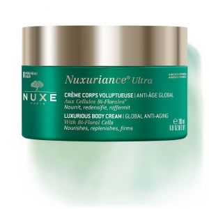 NUXE Nuxuriance Ultra Crème Corps Voluptueuse Anti Age Global - Toutes Peaux - Pot/200ml