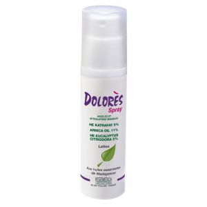 DOLORES Spray 50ml Katrafay, Arnica, Eucalyptus - Massage Muscles et Articulations Sensibles
