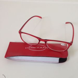 Baccara Rouge Dioptrie +1.00 - Loupe de lecture - Etui/1 monture - HORIZANE