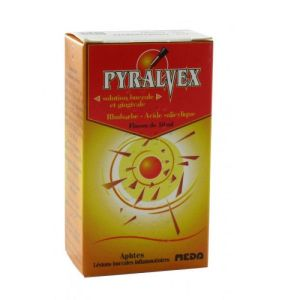 Pyralvex, solution buccale et gingivale - Flacon 10ml + pinceau