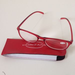 Baccara Rouge Dioptrie +2.50 - Loupe de lecture - Etui/1 monture - HORIZANE