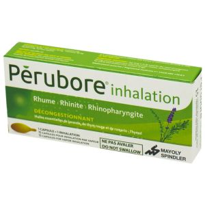 PERUBORE INHALATION, 15 capsules