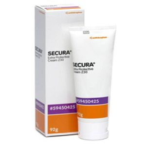 SECURA Protective Cream Z30 92g - Crème Ultra Protectrice Irritations, Rougeurs, Incontinence