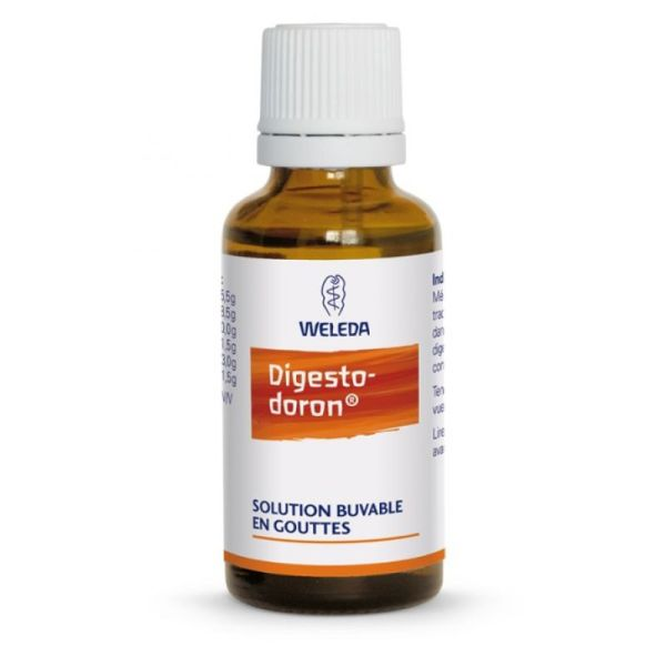 Digestodoron, solution buvable en gouttes - Flacon 30 ml